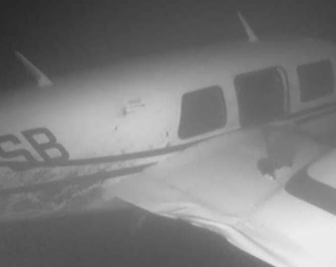 See Sunken Aircraft Found in